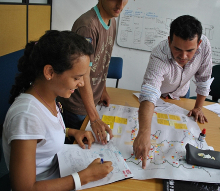 1.Mapeo del contexto_Haití 2010